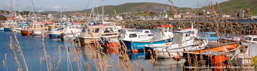 Scalloway Marina