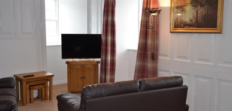 Living Room - Auld Haa, Scalloway
